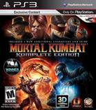 Mortal Kombat -- Komplete Edition (PlayStation 3)